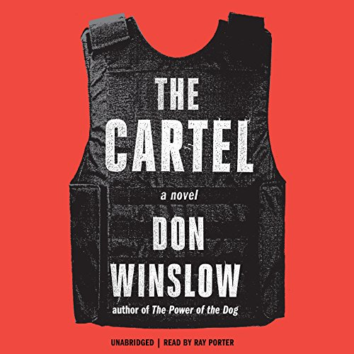 The Cartel audiobook cover art