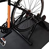 unisky Bike Trainer Stand Indoor Exercise Magnetic Bicycle Training Stand Riding Stand for Mountain & Road...