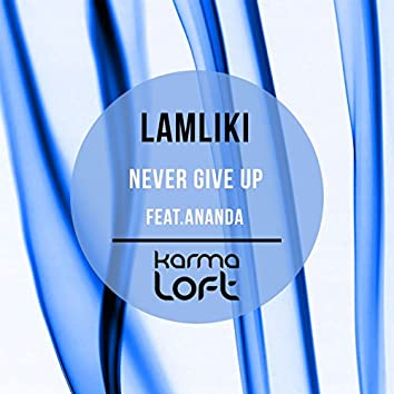 Never Give Up (feat. Ananda)