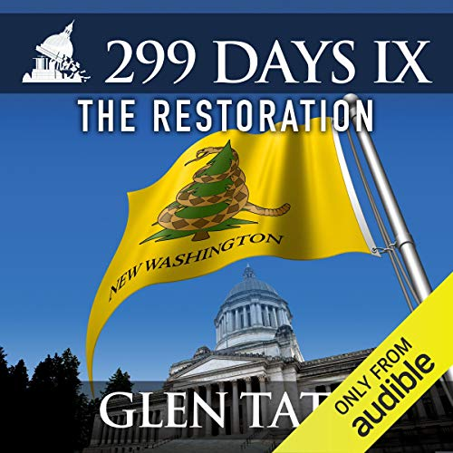 299 Days IX: The Restoration  By  cover art