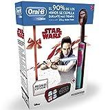 Oral-B Vitality Stages Cepillo Dental Eléctrico, Star Wars - 1 Unidad