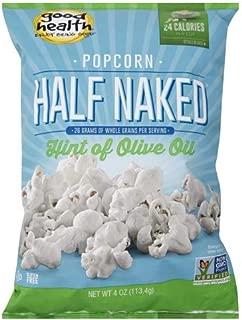Good Health Popcorn Half Naked - 4 oz (Pack of 2)