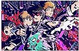 Rompecabezas de Madera 1000 Piezas Anime psicología de la Mafia 100 Carteles Juguetes para niños Adultos Juego de descompresión Gt518Kp(38 * 26cm)