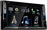 JVC KW-V230BT Autoradio con DVD, Blu