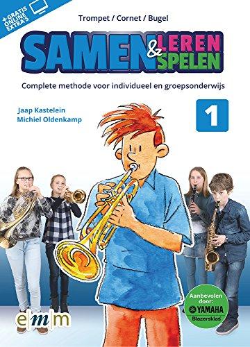 Leren zaadspel trompet – boek + audionline.