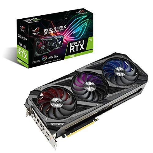 Carte Graphique ROG-STRIX-RTX3090-24G-GAMING