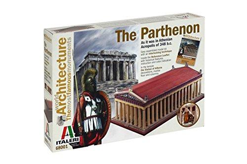 Italeri 68001 - The Parthenon: World Architecture - Model Kit