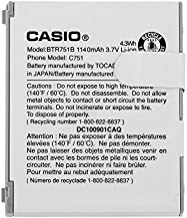 Best casio g zone battery Reviews