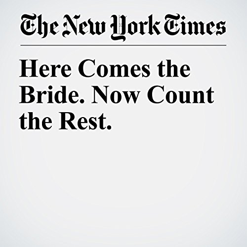 Here Comes the Bride. Now Count the Rest. copertina