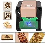 Laser Graviermaschine High Speed Lasergravur Maschine Lasergravierer Drucker Mit CE-Zertifizierung- 3000 MW Mini
