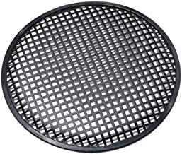 10'' Inch Car Audio Speaker Sub Woofer Metal Black Grill Cover Guard Pack of 2 (Pair)