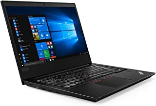 Oemgenuine Lenovo ThinkPad E490 Laptop Computer 14 Inch FHD Display 1920x1080, Intel Quad Core i5-8265U, 8GB RAM, 250GB Solid State Drive, W10P