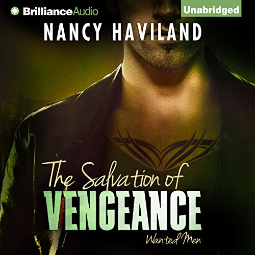 The Salvation of Vengeance audiobook cover art