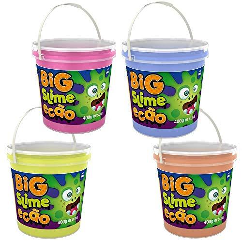Big Slime Ecão Unidade Ref.5113 400g - DTC