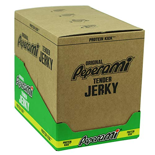 Peperami Original Tender Jerky Box of 10 x 70g Packs