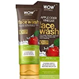 WOW Skin Science Apple Cider Vinegar Face Wash - No Parabens, Sulphate, Silicones