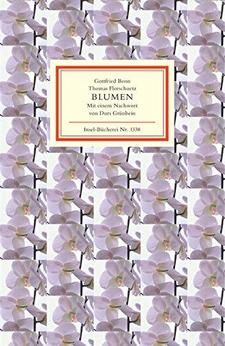 Blumen: Gedichte und Fotografien (Insel-Bücherei)