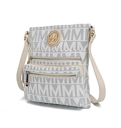"Get Ready for Compliments on Your Designer Bag! The Dolly fashion bag for women that's also highly functional. This small bag has a big impact with rich gold tone hardware, and a fashionable ""M"" signature. LIGHTWEIGHT & DURABLE. Light enough to carry..."