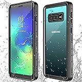 AICase Funda Impermeable Galaxy S10 [Anti-rasguños][Protección de 360 Grados],Case Protectora con...
