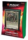 Magic The Gathering- Deck Commander Evolución intensificada (Wizards of The Coast C75801010)