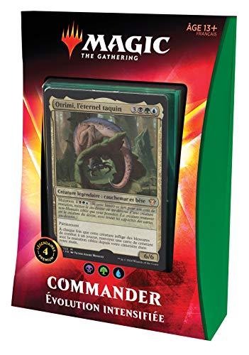 Magic: The Gathering, Deck Commander Évolution intensifiée