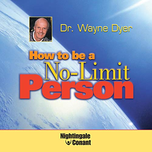 How to Be a No-Limit Person audiobook cover art