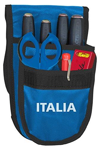 Intercable ce0516riñonera Italia, Azul