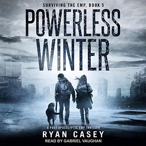 Powerless Winter cover art