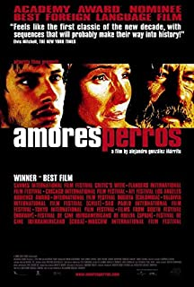Amores Perros POSTER Movie (27 x 40 Inches - 69cm x 102cm) (2000)