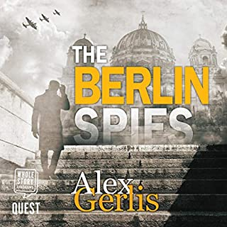 The Berlin Spies cover art