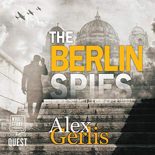 The Berlin Spies Titelbild