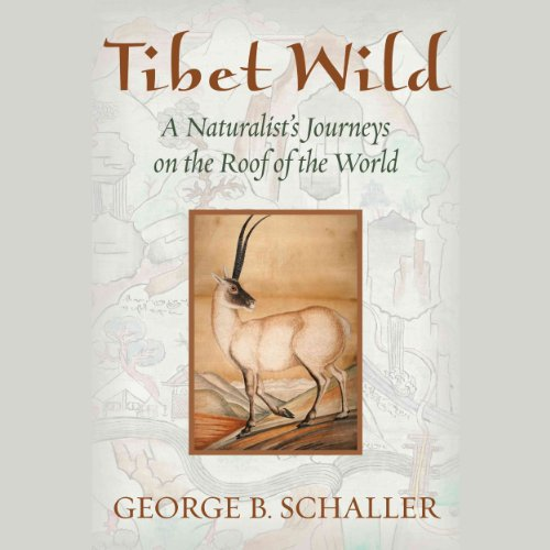 Tibet Wild audiobook cover art