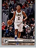2018-19 Panini #121 Collin Sexton Cleveland Cavaliers Rookie Basketball Card. rookie card picture