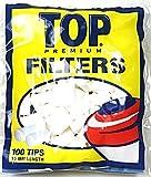 Top 15 mm Cigarette Filter Tips 100 Count Bag