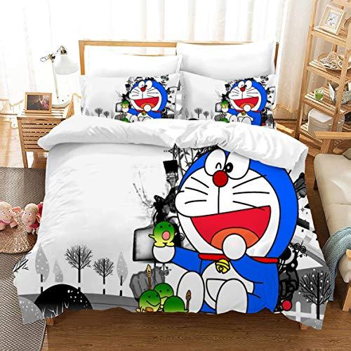 Bettwäsche-Set mit Bettbezug, Nth...