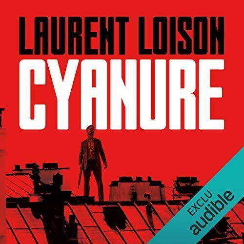 Cyanure audiobook cover art