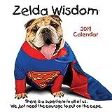 Zelda Wisdom 2019 Calendar