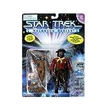 Barbie Star Trek: The Next Generation Series 5 Holodeck Sheriff Worf Action Figure