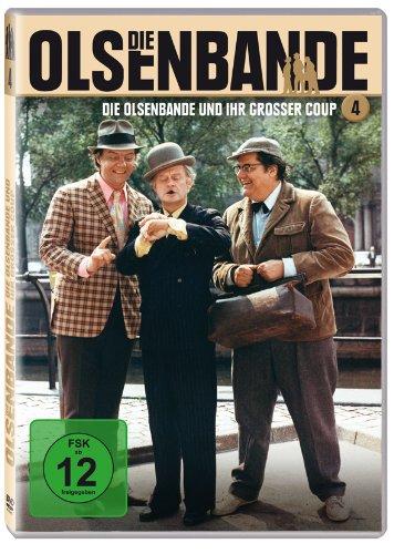 Die Olsenbande und ihr großer Coup ( HD-Remastered ) - (4)