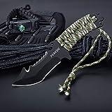 Perkin Couteau de chasse couteau bushcraft lame fixe - CH999