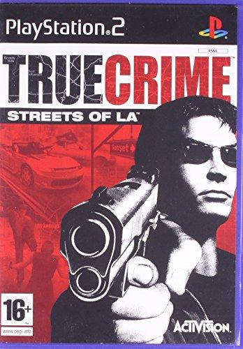 PS2 TRUE CRIME : STREETS OF L.A. [REFURBISHED] (EU)