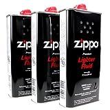 Zippo【ジッポー】OIL(オイル)大缶 (355ml) 3P