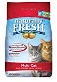 Naturally Fresh Walnut-Based Multi-Cat Household Quick-Clumping Cat Litter, 26 lb. Premium Pack