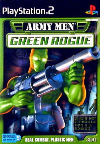 Army Men Green Rogue - PS2