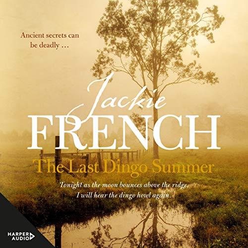 The Last Dingo Summer cover art