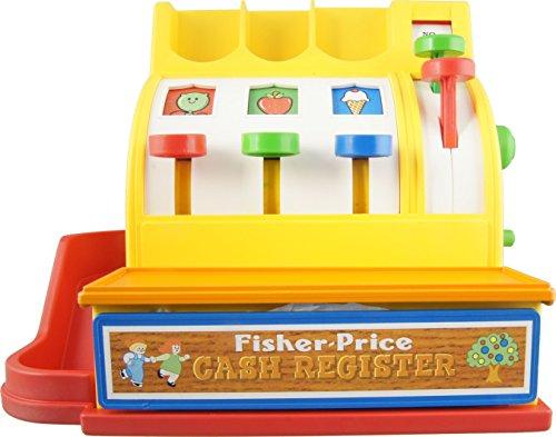 Fisher-Price Vintage - Caikk01 - Classic - Caisse Enregistreuse