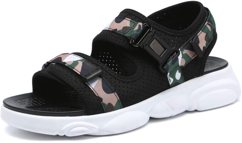 Flip -Flops -Flops -Flops utomhus Sports Sandals Sandaler Män's Casual Mans Cover Tower Holes Sandals and Slippers Casual strand skor  högkvalitativa varor och bekväm, ärlig service