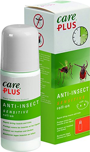 Care Plus Anti-Insecte Sensitive Roll-On Icaridin de 50 ml