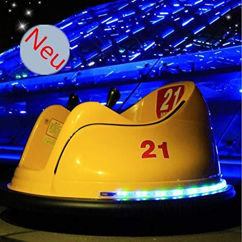 Kinder Elektroauto, mit Fernbedienung Kinderfahrzeuge ab 1-6 Jahr, Bumper Bobbycars, Kinderfahrzeug für Jungen und Mädchen, klassisches Rutschfahrzeug für Kinder Elektrofahrzeuge Spielgeräte