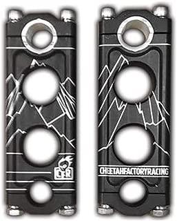 Cheetah Factory Racing CFR-CD09 Knucks Risers - 6in.